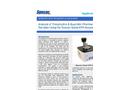 Pharmaceutical Sample Analysis Measuring Volatile  - Application Note