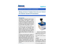 Solutions and Solvents - Application Note
