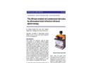 Aggressive Aqueous Solution Analysis (Quest ATR) - Application Note