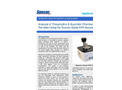 Pharma Theophylline Analysis (Quest ATR) - Application Note