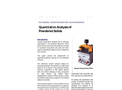 Powdered Solid Analysis (Golden Gate ATR) - Application Note
