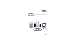 Specac - Gas Pack User Manual