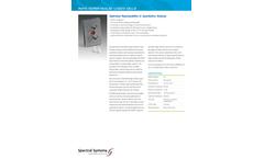 Spectral-Systems - Model RoHS - BaF2 Super-Sealed Liquid Cells Brochure
