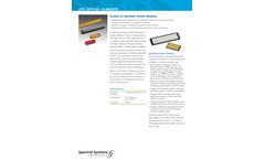 Spectral-Systems - Model ATR - Amorphous Material Transmitting Optical Elements (AMTIR) Brochure
