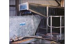 Folding Belt Filter Press for Cardboard Manufacturing & Printing Wastewater Treatment