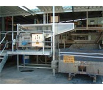Folding Belt Filter Press for Metal Finishing Wastewater Treatment - Water and Wastewater - Water Treatment