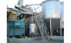 Folding Belt Filter Press for Tannery Wastewater Treatment