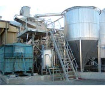 Folding Belt Filter Press for Tannery Wastewater Treatment - Water and Wastewater - Water Treatment