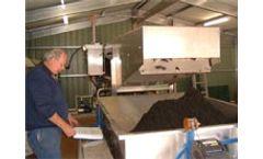 Folding Belt Filter Press for Sewage Treatment