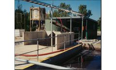 Folding Belt Filter Press for Winery Wastewater Treatment