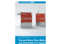 Voegtlin - Model Red-y Industrial Series - Rough Environment Mass Flow Meters & Mass Flow Controllers for Gases -