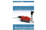 red-y Series - Electronic Pressure Controller Brochure