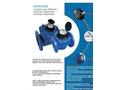 DHW1000 Woltmann Watermeter Datasheet