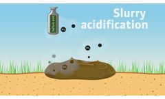 Slurry Acidification Reduces Ammonia Emissions from Agriculture - Video