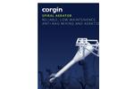 Corgin - Spiral Aerators Brochure