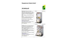 Air Dosing Unit Brochure