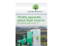 BIOKOMPAKT AWK/ECO Biomass Boilers - Brochure