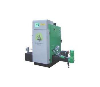 BIOKOMPAKT - Model AWK/EKO Series - Biomass Boilers
