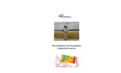 Model CMD - Multidepth Electromagnetic Conductivity Meters Brochure