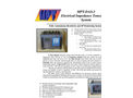 Model MPT DAS-1 - Electrical Impedance Tomography System Brochure