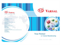 Varsal - Model W1900 - Microwave Digestion System - Brochure