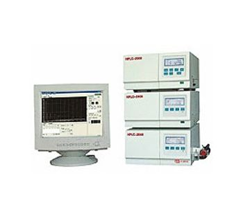 Varsal - Model LC-2008 - HPLC System