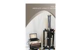 Absolute Gravimeter FG5-X - Brochure