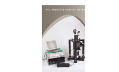 Absolute Gravimeter FGL- Brochure