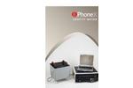 gPhoneX - - Gravimeter - Brochure