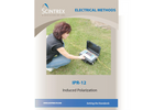 IPR-12 - - Time Domain Induced Polarization and Resistivity Receiver - Brochure