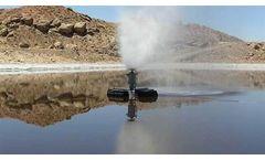 ColdMist - Model 420 F - Pond-based Water Evaporators