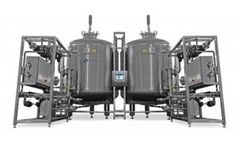 Model EDS+ - Bio Waste Batch Effluent Treatment Systems