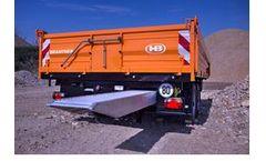 Brantner - Model TA 11045 - Tandem Low-Loader