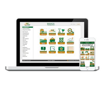 FarmLogic - Version GAP - Tobacco Growers Compliance Reports Software