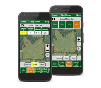 Farm Scout - Version Pro - Scouting App