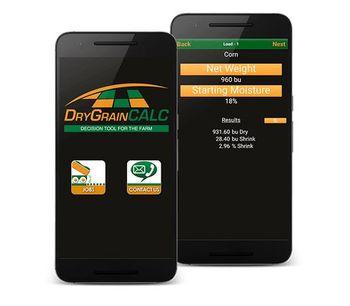 FarmLogic - Dry Grain Calculator App