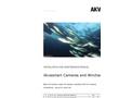 AKVA - Model AC 600 PV - Aquaculture Feeding Barges