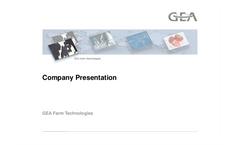 Company Presentation - Brochure