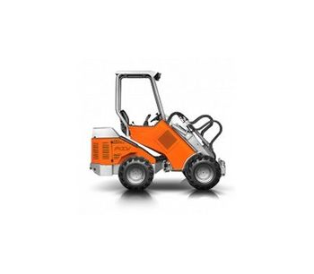 Cast 28t Cast Loaders Articulated Mini Loader By Cast