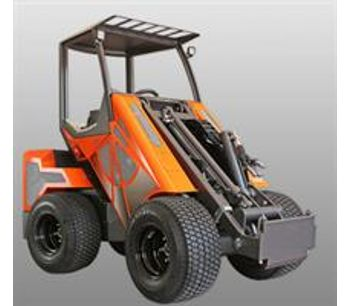 Cast 30t Cast Loaders Articulated Mini Loader By Cast
