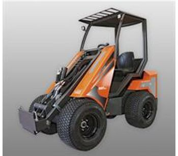 Cast 33tlx Cast Loaders Articulated Mini Loader By Cast