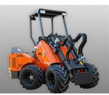 Cast 35t Cast Loaders Articulated Mini Loader By Cast