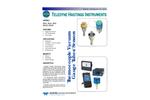Thermocouple Vacuum Gauge Tubes/Sensors - Brochure
