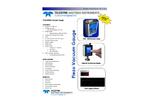 HVG-2020A Vacuum Gauge - Brochure