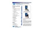 THI - Model HFM-D-300A / HFC-D-302A - Mass Flow Instruments - Brochure