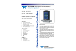 THI HFM-200 / HFC-202 Mass Flow Meters and Controllers - Brochure