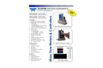 THI HFM-D-301A / HFC-D-303A - Mass Flow Instruments - Brochure