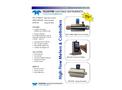 HFM-D-306A / HFC-D-308A Mass Flow Instruments - Brochure