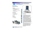 THI HFM-200 LFE Thermal Mass Flow Meters - Brochure