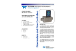 THI HFM-205 / HFC-207 Mass Flow Meters and Controllers - Brochure